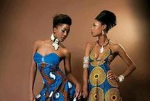 Mode africaine / Mode homme / femme d'Afrique