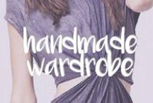 handmade wardrobe / I am dreaming of a day where my entire wardrobe is handmade, this is how we can get there!