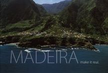 Madeira Islands/ Ilhas da Madeira - Portugal/ Portuguesa / The Collection consists of more than 40 publications about Madeira Islands, Portugal.