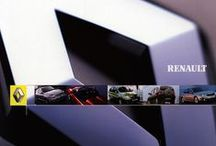 Renault / The collection consists of more than 180 publications about Renault.