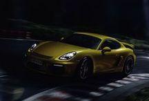 Porsche / The collection consists of more than 290 publications about Porsche.