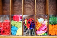 organizing and tips for home