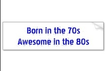 Growing up in the 70's & 80's / by Denielle