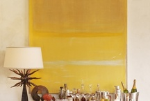 making a statement with art / How the art we apply to our spaces create the perfect vibe