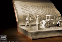 book art / A new way for books to tell stories