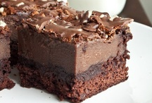 calorie coma / desserts, treats and essential chocolate fixes / by Kathy Cox