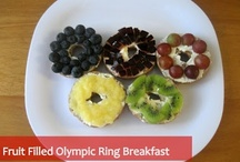 Olympic Games for Kids / Fun activities, books, play & learning ideas for celebrating the Summer or Winter Olympic Games with kids!  Ideas for Olympic party or field day events, host country culture, free printable activities, Olympic rings symbols, reading activities, science experiments, outdoor fun and Olympic themed crafts!