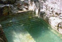 Laps of Luxury / swimming pools
