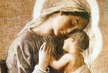 Blessed Mother / by Gloria Z Longoria