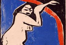 etchings,monoprints,woodcuts,etc... / all the various expressions of printed artwork