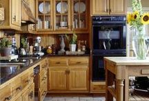 dream kitchens / by iwantedtowonder
