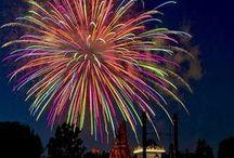 Fireworks / Fireworks / by Gloria Z Longoria