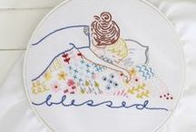 Craft ♥ Embroidery