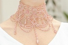 Jewelry: Beading, Knitting, Wirework, ... / by Lilli van Laar