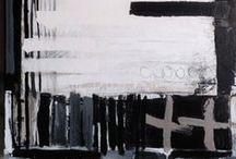 my studio art~mixed media /  collage and mixed media ~www.brendaholzke.com