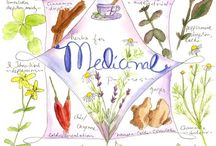 Natural Healing / All about natural healing. Traditional & herbal medicine. Lots of homemade recipes, information, tutorials and DIY projects.