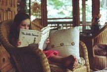 { Kids and Books } Home ♥ / Is just so adorable kids that like books!