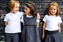 Organic School Uniforms / Organic Cotton School Uniforms for Boys and Girls up to 11y. Chemical Free & Ethically Made