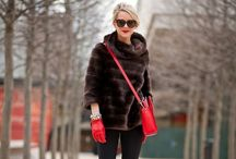Fur coat / i want one!