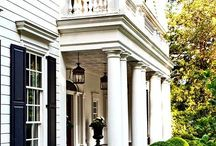 Classic house fronts that i love!