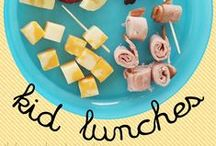 FOOD FOR KIDS / A collection of meal and snack ideas for kids. / by Sincerely,Paula~A Lifestyle Blog