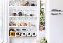 Organizando - Cozinha