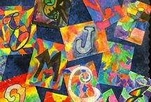 Teaching Art Rocks!! / A variety of ideas and info involving the teaching of Art in the classroom