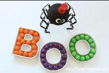 Halloween / Halloween tricks, treats and inspiration!