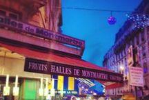 Paris colors / iPhone pictures