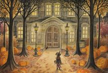 Halloween / by Michelle Muth