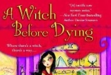 A Witch Before Dying - A Wishcraft Mystery / The second book in the Darcy Merriweather Wishcraft mystery series. Coming August 2012