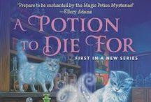 Potion Shop Southern Mystery Series by Heather Blake