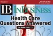 IB Covers & Issues / In Business Magazine Covers & Issues / by In Business Magazine and Events