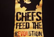 A chef's voice needs to be heard ! / by James Montejano
