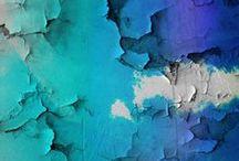 COLOR, SHAPE, TEXTURE, PATTERN / by Linda Ketelhut