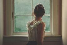 Waiting / Perfino il tempo che si rifiuta di passare alla fine passa sempre.