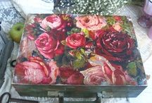 Colage Art -Decoupage
