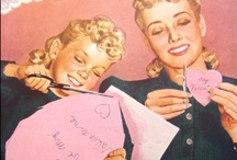 VALENTINE DAY TAGS / Valentine tags / by Diane Ameres