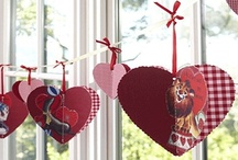 VALENTINE DAY ORNAMENTS / Valentine ornament / by Diane Ameres