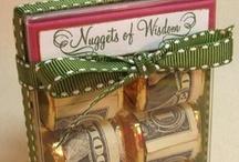 Gift ideas / by Jessica Ottensmeier