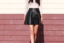 street -  dresses, skirts