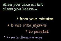 Arts advocacy / Art advocacy information