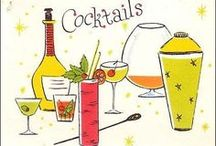 The Cocktail Hour / The sun is always past the yard arm somewhere in the world!