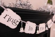 NEW YEAR BANNERS / New years banners / by Diane Ameres