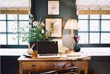 Home Office  / by Michelle Muth