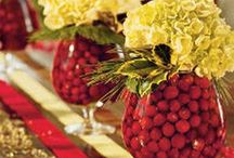 Thanksgiving / Thanksgiving recipes, crafts, table settings, and so on.