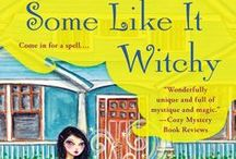 Some Like it Witchy / The fifth book in the Darcy Merriweather Wishcraft mystery novels.