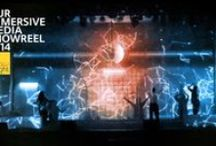 Video Mapping / - 3D Mapping Installations.