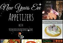 NEW YEAR APPETIZERS / Appetizers / by Diane Ameres