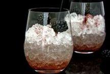 Drinks / Entspannt mit einem Drink den Feierabend oder das Wochenende einläuten, mit Alkohol oder alkoholfrei!